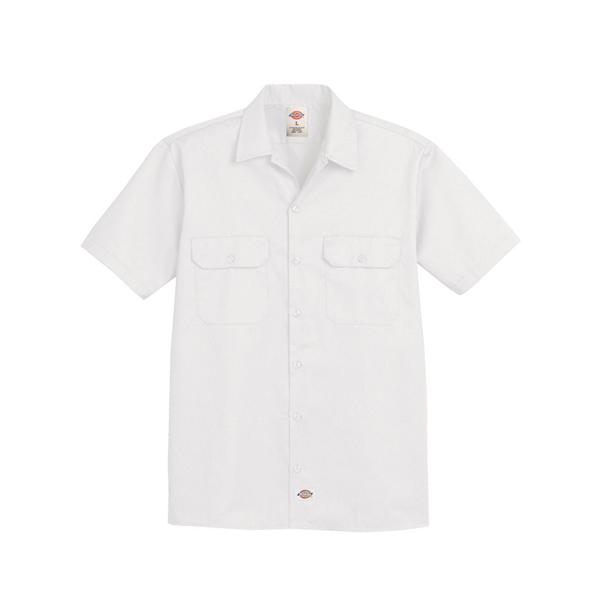 Dickies Short Sleeve Work Shirt - Long S