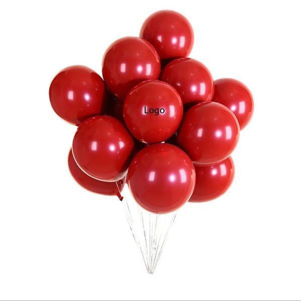 Supplies Party Color Custom Balloon