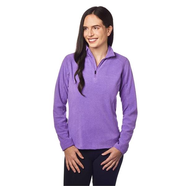 Ladies Terramo Textured Fleece Pullover