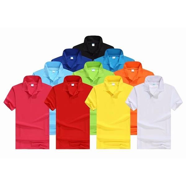 Mens Classic Short Sleeve Polo Shirt