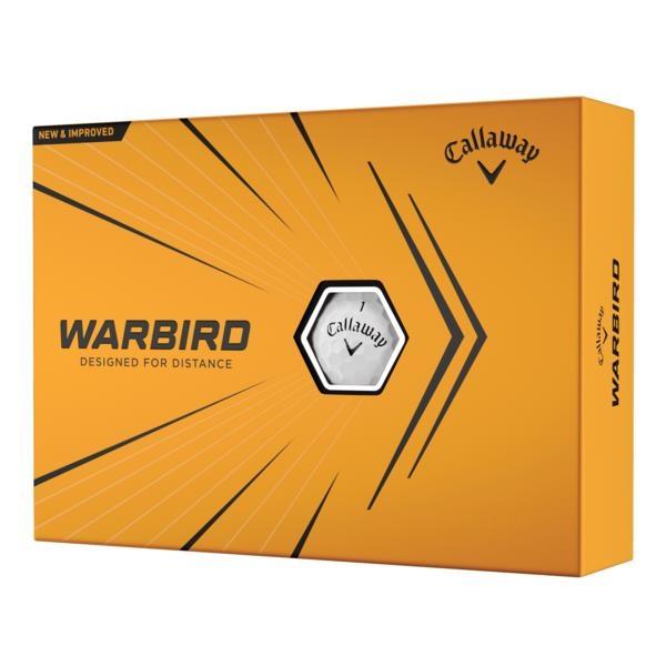 Callaway 2021 Warbird Golf Balls