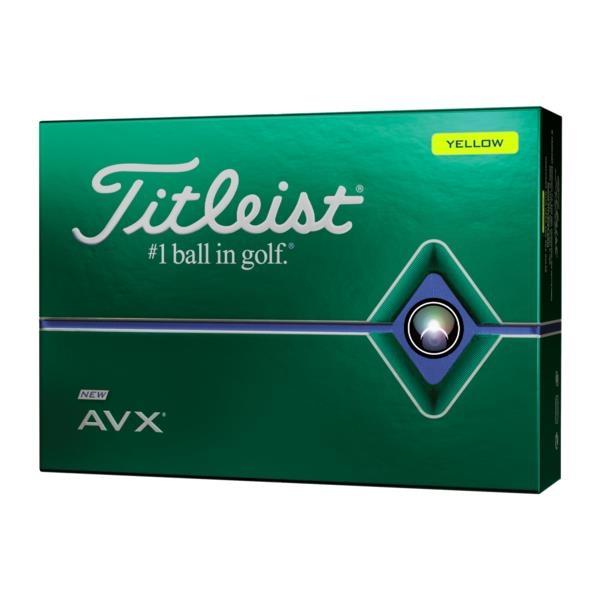 Titleist 2020 AVX Golf Balls