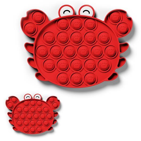 Crab Push Bubble Sensory Toy