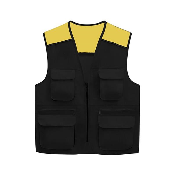 Fishing Work Vest With Pockets