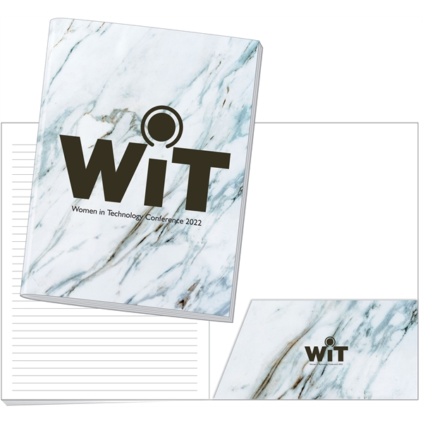 Pocket Folder with Journal Insert - Full Color