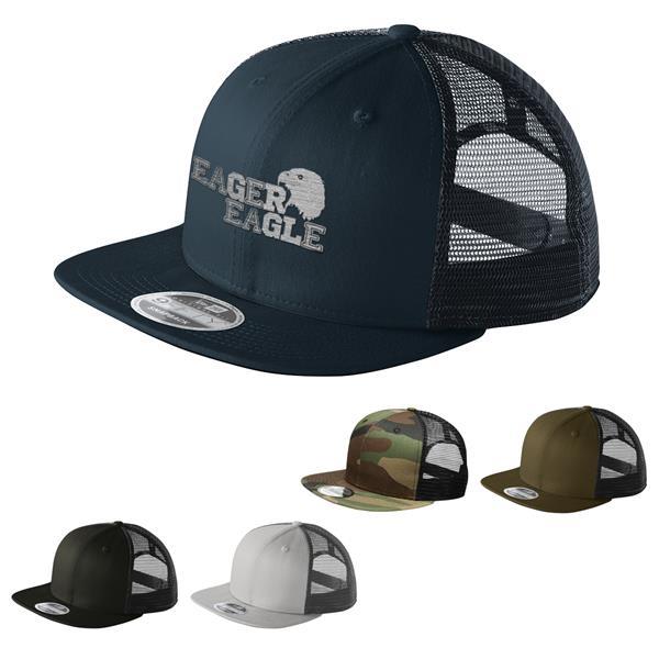 New Era Original Fit Snapback Trucker Cap