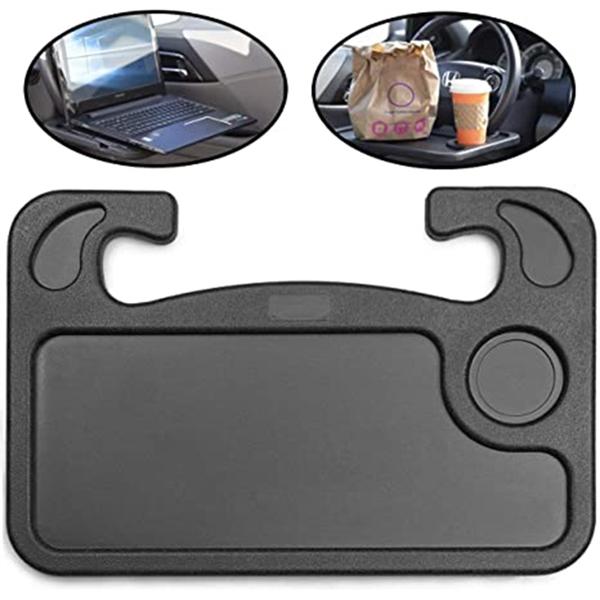 Auto Steering Wheel Desk, Laptop Notebook Car Travel Table