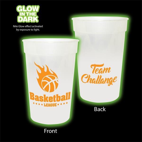 17 oz. Nite Glow Stadium Cup