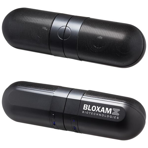 Rhapsody True Wireless Speakers with Magnetic Coupling