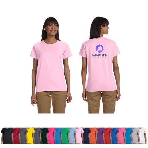 Gildan® Ladies' Ultra Cotton® 6 oz. T-Shirt
