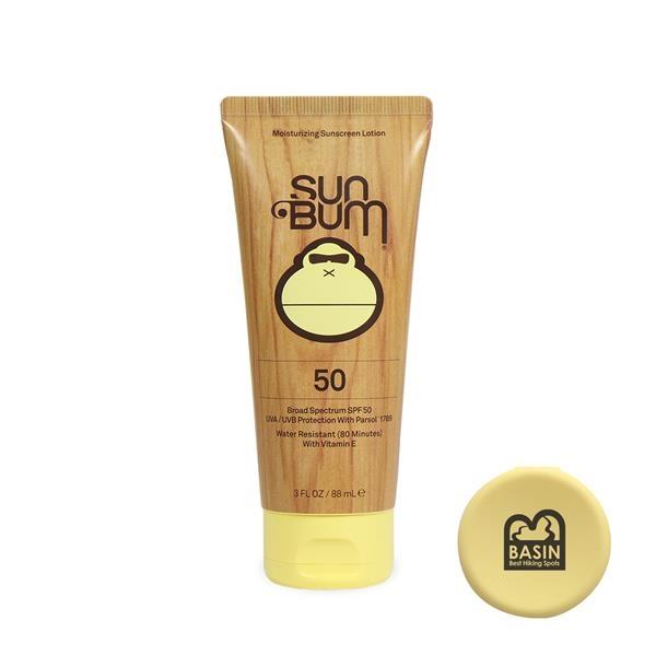 Sun Bum 3 Oz. SPF 50 Sunscreen Lotion