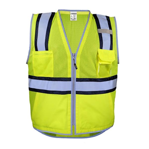 Kishigo Premium Brilliant Series® Ultimate Reflective Vest