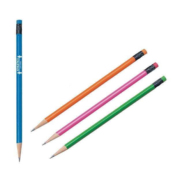 Neon-Colored Pencil