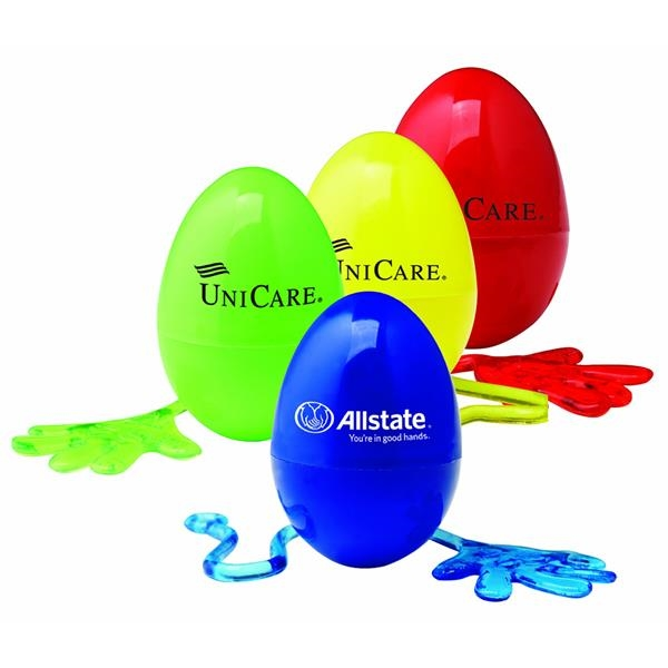 Sticky Hand and Egg Toy