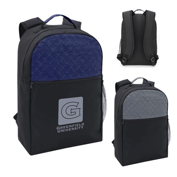 Diamond Laptop Backpack
