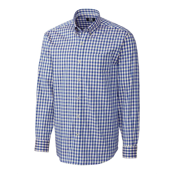 L/S Highpoint Gingham Big & Tall