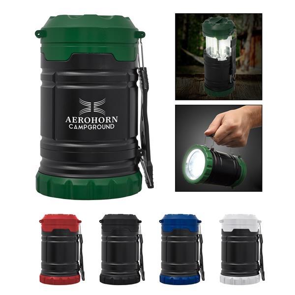 COB Pop-Up Lantern With Handle