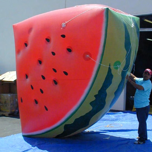 Custom Inflatable Food Shaped Giant Balloon for Events - Food shaped giant balloon for events.