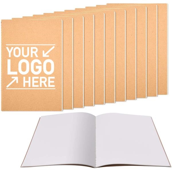 A5 Kraft Paper Notebook 40 Pages
