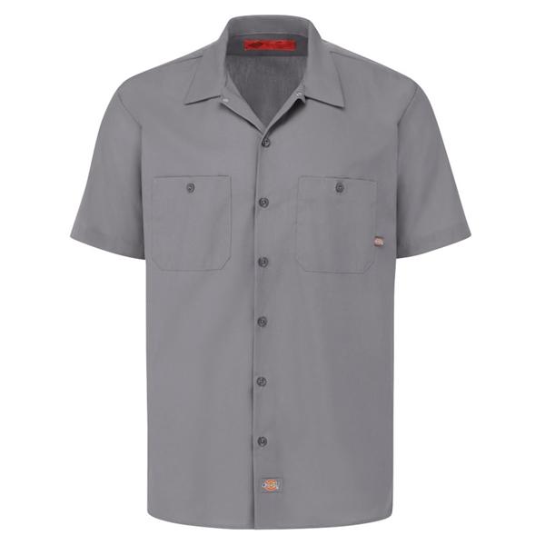 Dickies Industrial Short Sleeve Work Shirt