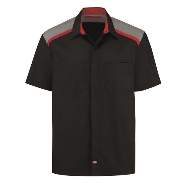 Dickies Tricolor Short Sleeve Shop Shirt