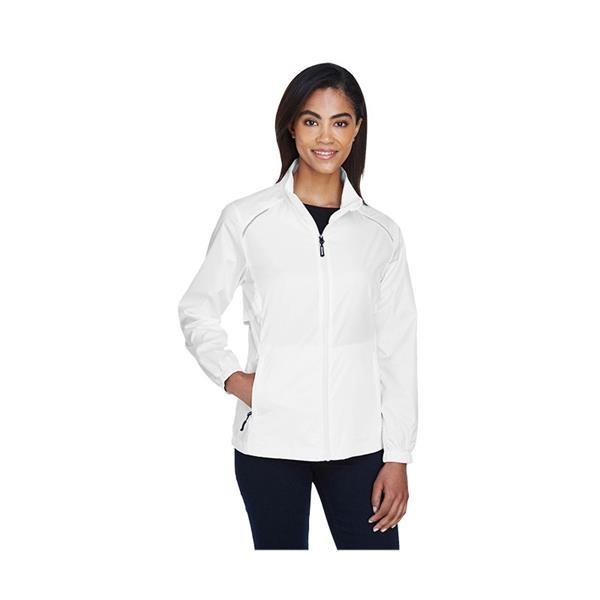 Core365® Ladies Motivate Unlined Lightweight Jacket