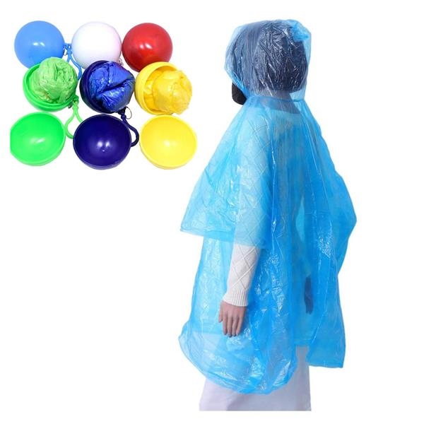 Disposable Raincoats Emergency Outdoor