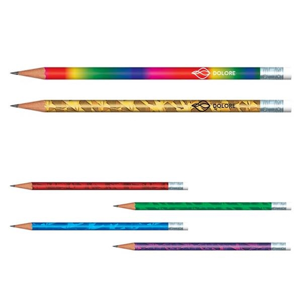 Hologram-Designed Pencil