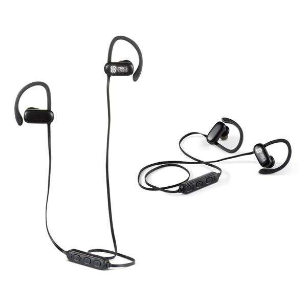Light-Up-Your-Logo Wireless Earbuds