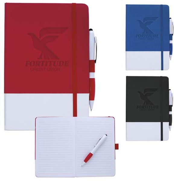 PrevaGuardO Notebook with Ion Stylus Pen