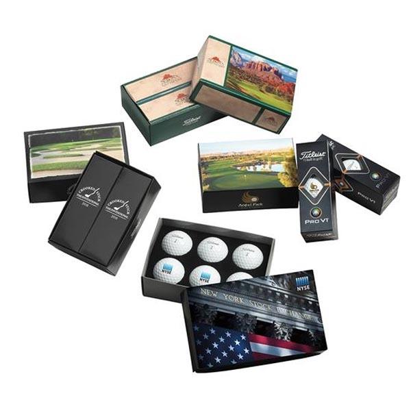 Titleist PackEdgeO Half Dozen Golf Ball - Pro V1