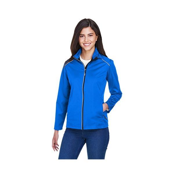 Core 365® Ladies' Techno Lite Three-Layer Knit Tech-Shell