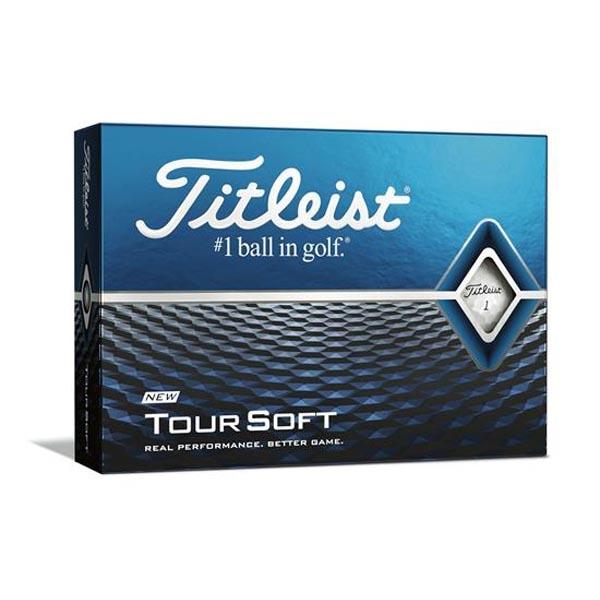 Titleist Tour Soft Std Serv