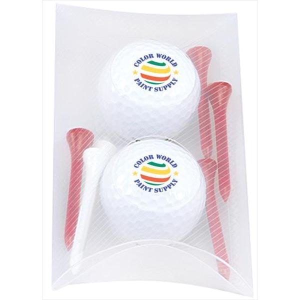 2 Ball Pillow Pack - Titleist Pro V1