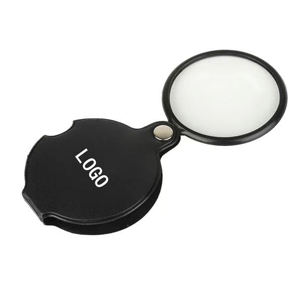 Mini Folding Magnifying Glass