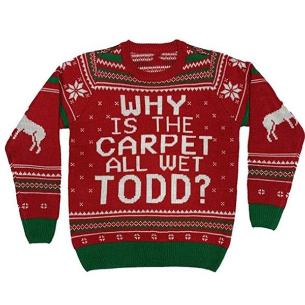 Custom Winter Christmas Ugly Sweaters