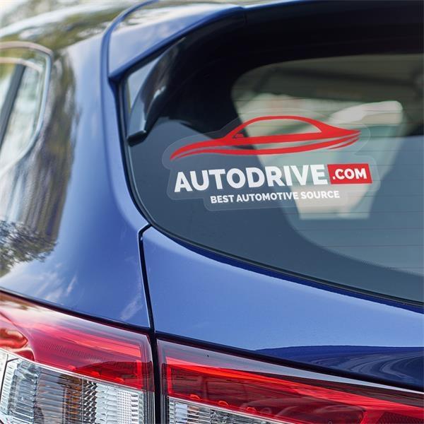 Custom Clear Bumper Stickers