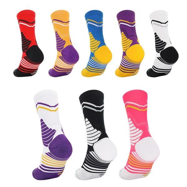 Elite Basketball Cushion Socks