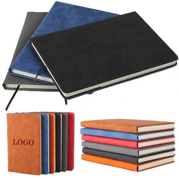 A5 PU Leather Cover Notebook