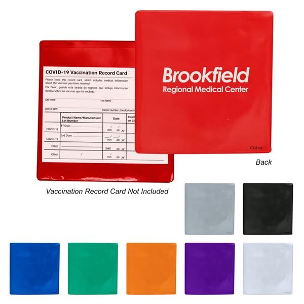 Vaccination Card Holder