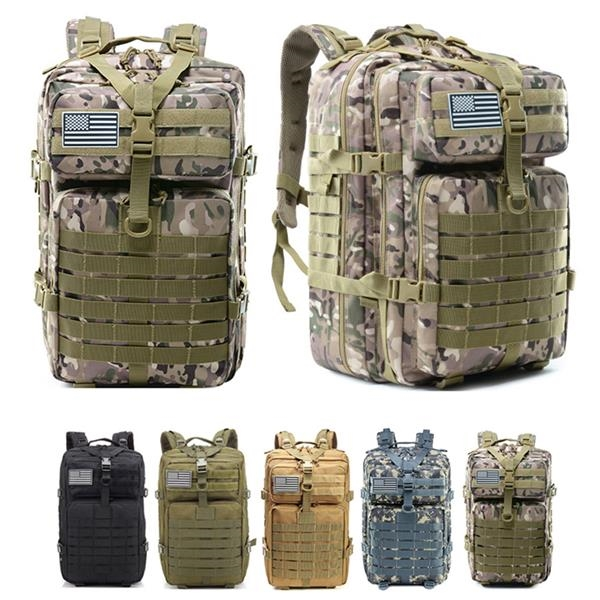 45L Military 3 Day Backpack