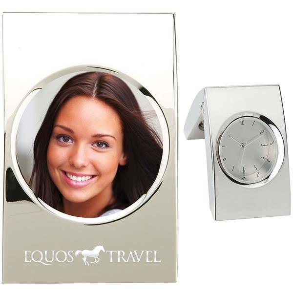 Magnifique Folding Clock / Photo Frame