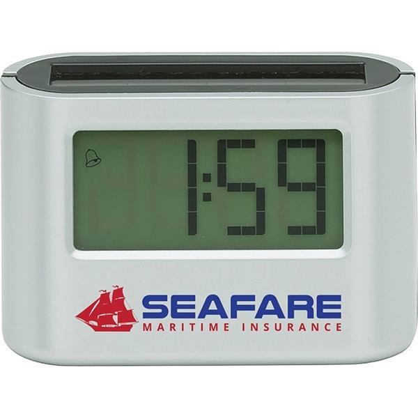 Ambi Solar Desk Alarm Clock