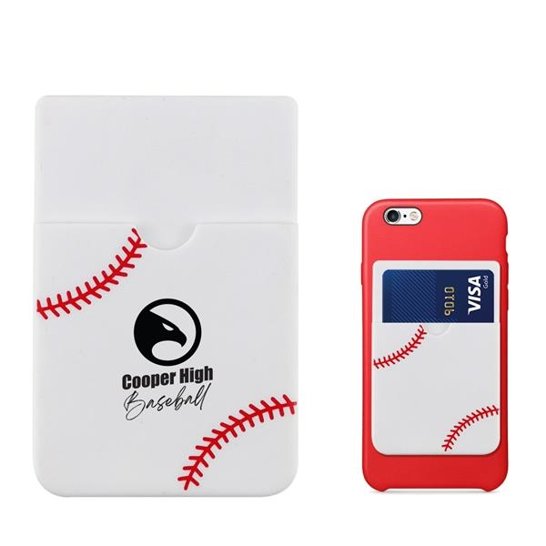 Baseball Phone Wallet