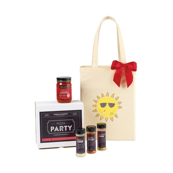 Pizza Party Gift Set