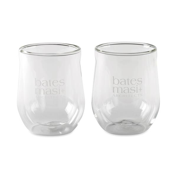 CORKCICLE® Stemless Glass Set (2)