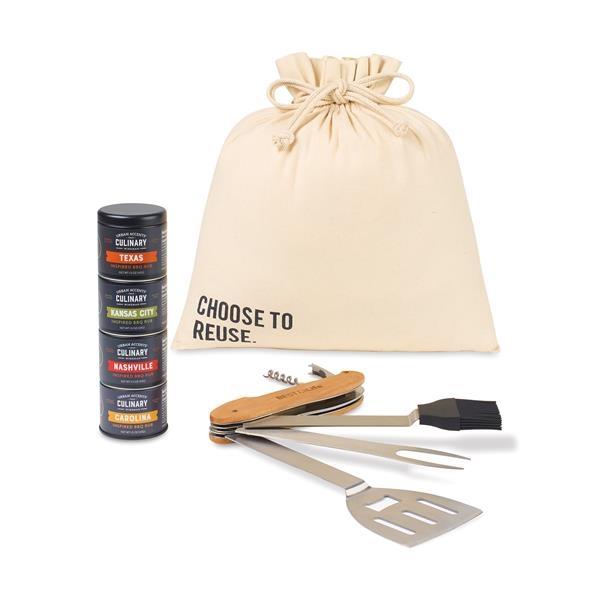 Roadtrip BBQ Gift Set