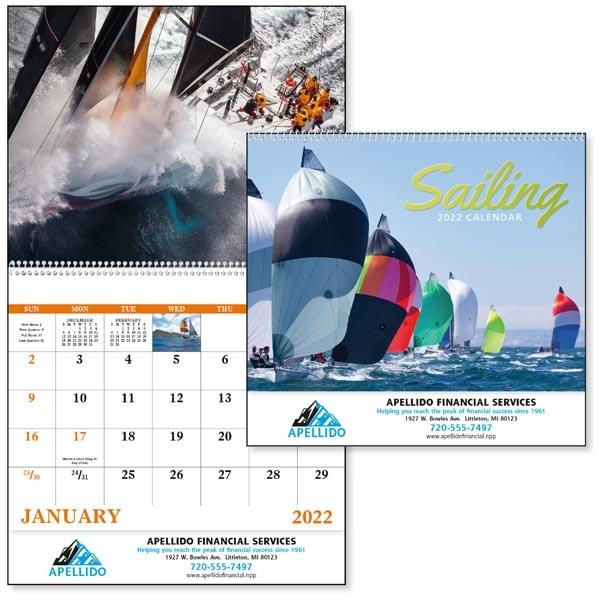 Sailing 2022 Calendar