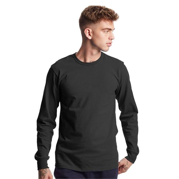 Champion Heritage Jersey Long Sleeve T-Shirt