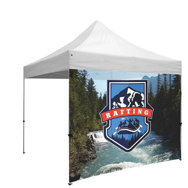 10' Tent Full Wall (UV-Printed Mesh)